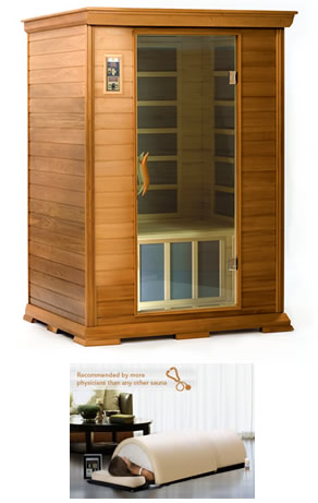 sunlight sauna benefits